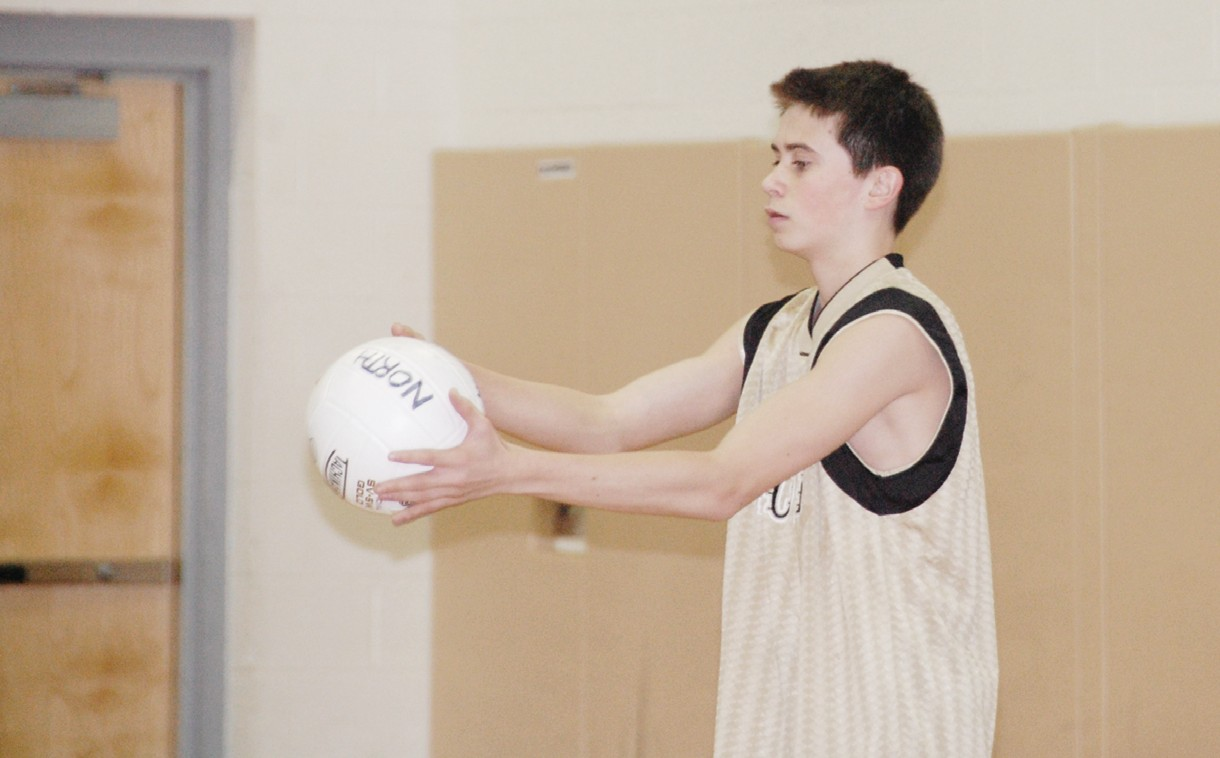 Island Volleyball Player Prepares For Trip To Italy Jamestown Press