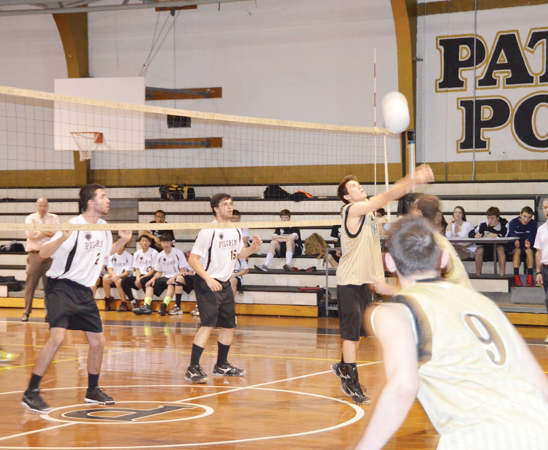 Nk Volleyball Improves To 8 3 Jamestown Press